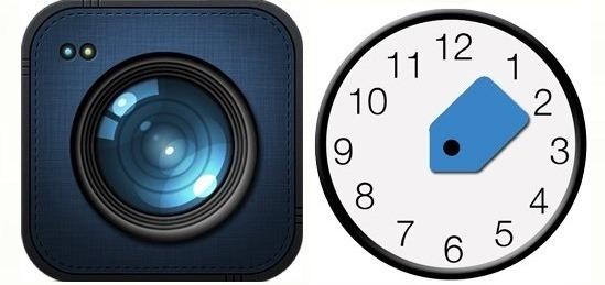 """""""Black+White Camera HD"""" + """"TimeTag"""" kostenlos für iOS - 6 € sparen"""