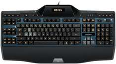Logitech Gaming Keyboard G510s für 79 Euro - 17% Ersparnis