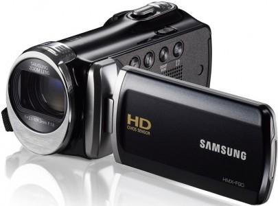 Samsung HMX-F90 HD-Camcorder für 99 Euro - 20% Ersparnis