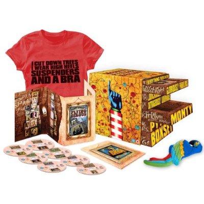 Monty Python Monster Collection (16 DVDs) für 49,99€ @Libro Österreich