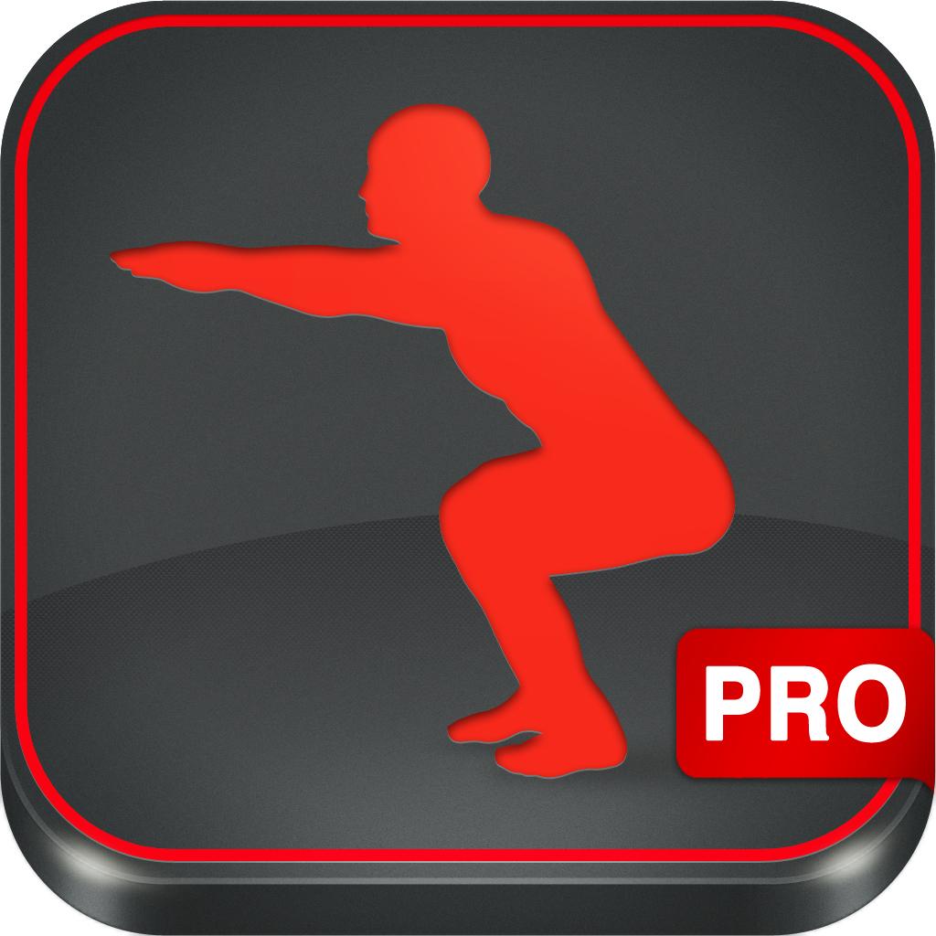 Runtastic Squats Pro kostenlos für iOS - 1,99 € sparen