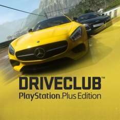 [PS+] DriveClub: Playstation Plus Version KOSTENLOS @Playstation Store