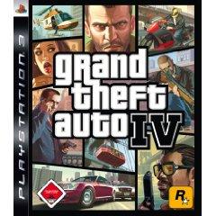 [PS3] GTA IV für 48€ bei Amazon
