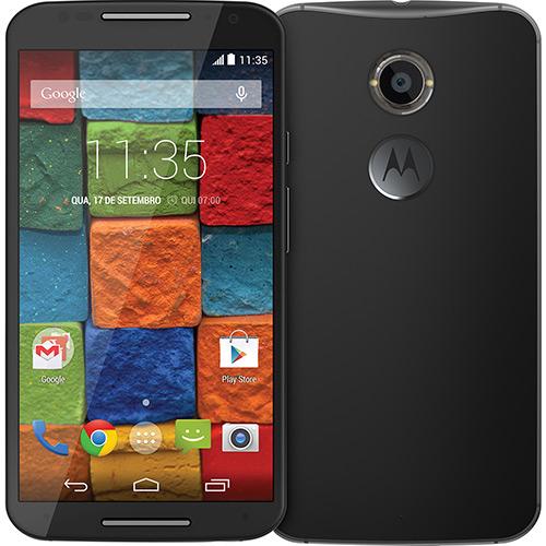Amazon: Motorola Moto X 2. Generation (5,2 Zoll Android Smartphone mit 32 GB) für 293,36€