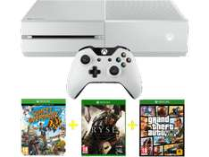 Saturn Hamma Heute: zB XBOX ONE + GTA V + Sunset Overdrive + Ryse für 311€ @