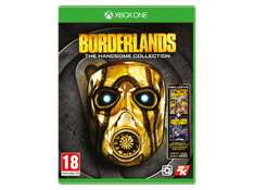 Saturn Heute Hamma 20! zB. Borderlands Handsome Collection für 33€