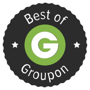 Best of Groupon - bis zu 65% sparen