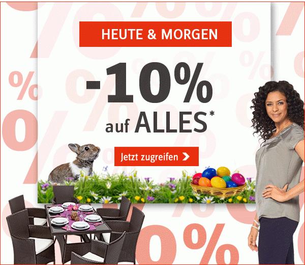 Universal: 10% Rabatt auf alles bis zum 6. April - u.a. mit iPhone 6 (16 GB) in silber für 575,99€