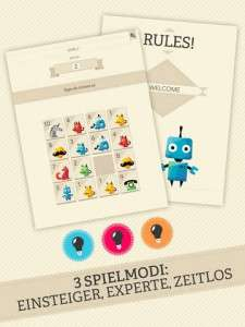 [iOS] Puzzle-Spiel Rules! mittels kleinem Trick kostenlos