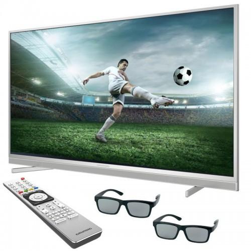 eBay: Grundig 48 VLX 8481 BL 48 Zoll 3D Ultra HD LED-Backlight Fernseher für 536,98€