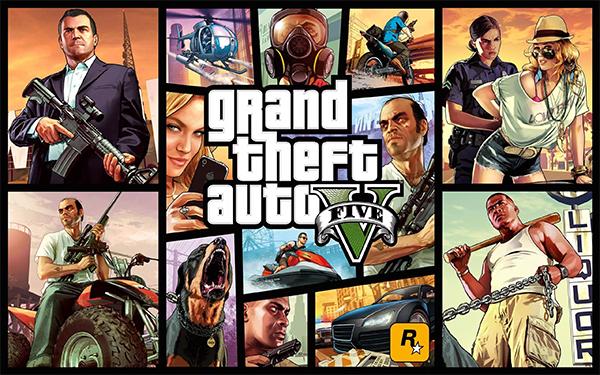 Libro: Grand Theft Auto V (PC) für 24,99€ - Ersparnis von 48%
