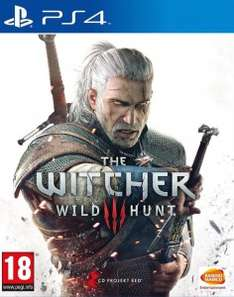 The Witcher 3: Wild Hunt [PS4] für 38,90€ bei Amazon.fr | Ersparnis: 22%