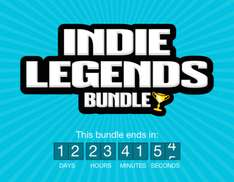 Indie Legends Bundle - 8 Steam Spiele für 4,51€ zB. Guacamelee!, SteamWorld Dig