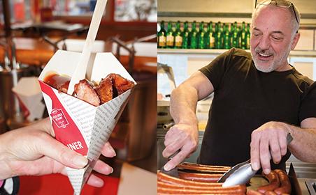 (Top) kostenlose Käsekrainer an 6 Wiener Würstelständen - nur am 30.4.2015