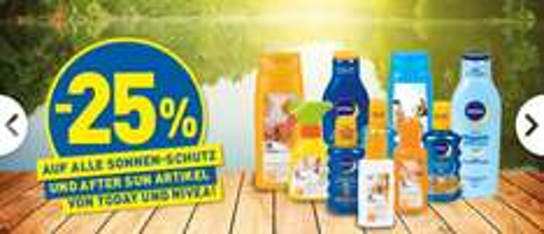 "Penny: 25% Rabatt auf die Marken ""Nivea"" + ""Vandal"" - gültig bis 30.4.2015"