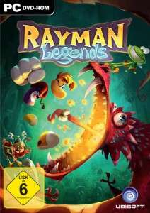 Rayman Legends (PC) für 5€ @gamersgate