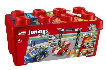 [Interspar Online SALE] LEGO® Große Steinebox Ralley für 23,90€