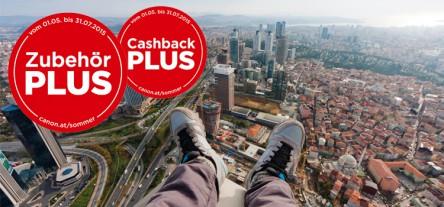 [Canon Cashback] bis zu 200€ zurückbekommen