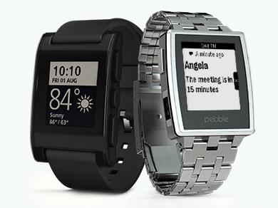 Otto: Pebble Steel Smartwatch für 134,99€ - Ersparnis von 26%!