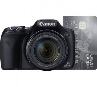 [Redcoon] Canon Powershot SX520 HS für 199,67€ - 25% Ersparnis