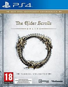 PlayStation 4 Schwarz + The Witcher 3 + The Elder Scrolls Online für 403,99€ @Saturn