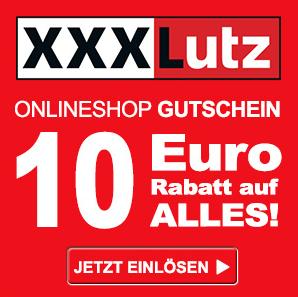 XXXLutz: 10 € Gutschein ab 50 € MBW - bis zu 20% sparen