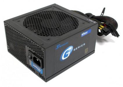 [ZackZack] Seasonic G-Series G-550W PCGH-Edition für 94,90€ - 13% Ersparnis
