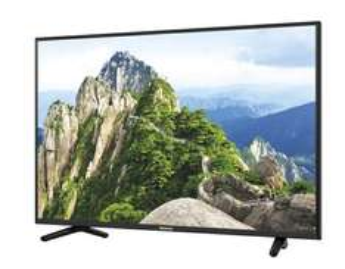 Amazon: Hisense LTDN50K220 126 cm (50 Zoll) LED-Backlight Fernseher für 349,99€