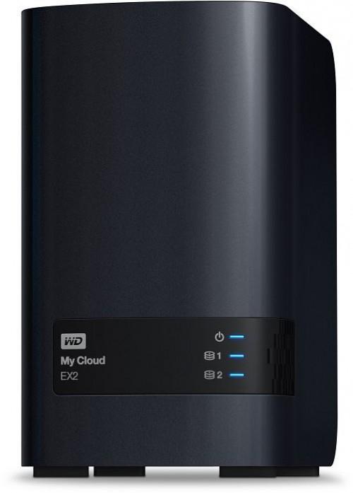 Amazon: WD My Cloud EX2 Persönlicher Cloud-Speicher (NAS) (2-Bay) für 111€