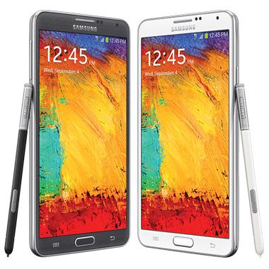 Samsung Galaxy Note 3 32GB ( schwarz oder weiß) für 392,99€ @MediaMarkt online