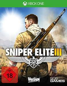 GameStop: Sniper Elite 3 - Afrika (Xbox One) für 19,99€