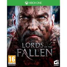Lords of the Fallen [Xbox One] für 21,64€ @thegamescollection