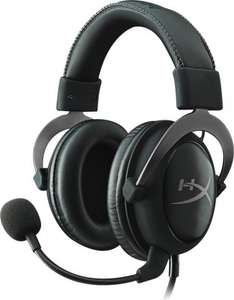 [ZackZack] Kingston HyperX Cloud II Gun Metal 7.1 Headset für 87,85€ - 12% Ersparnis