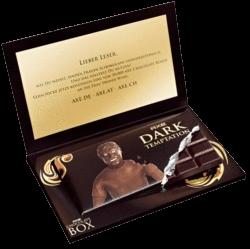 Gratisartikel: AXE Chocolate Box, Weltkarte 139x98cm und mehr