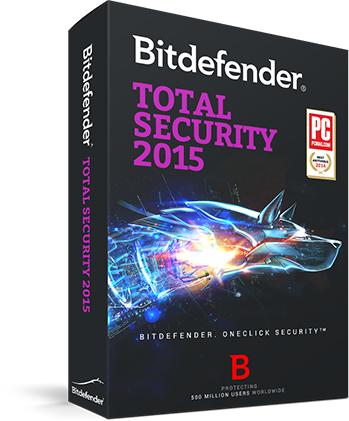 [Bitdefender] Total Security 2015 für 6 Monate gratis - ohne automatische Verlängerung