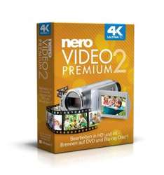 [Amazon Prime Day] Nero Video Premium 2 für 21,95€ - 33% Ersparnis
