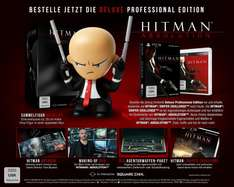 Libro: Hitman 5: Absolution - Deluxe Professional Edition (PS3 / Xbox 360) für 15,38€