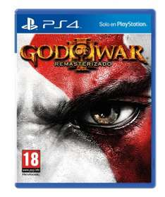 [PS4] God of War 3 Remastered für 23,84€ @Amazon Frankreich | Ersparnis: 29%
