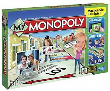 [Amazon] My Monopoly Brettspiel für 7,35€ - 49% Ersparnis