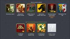 [Humblebundle] Humble Games Workshop Mobile Bundle mit u. a. Warhammer Quest