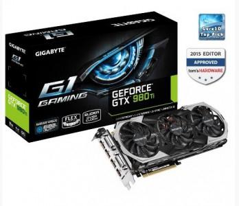 PREISFEHLER: Gigabyte GeForce GTX 980 Ti Gaming G1, 6GB GDDR5 für 30,99€!!!