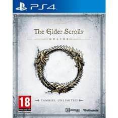 [PS4] The Elder Scrolls Online: Tamriel Unlimited für 33€ @thegamescollection - Ersparnis: 24%