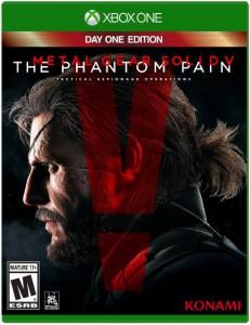 Metal Gear Solid V: The Phantom Pain [Xbox One] für 43,54€ @Simplygames | Ersparnis 27%