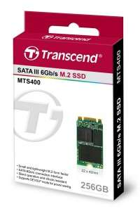 Transcend MTS400 256GB SSD für Tablets/ Ultrabooks für 93,68€ @Amazon.de | 20% Ersparnis
