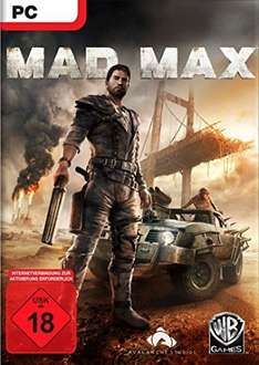 [CDKeys] Mad Max + The Ripper DLC (PC - Steam Key) für 10,97€ | 59% sparen