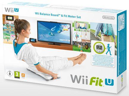 """Media Markt - Die """"8 bis 8"""" Nacht - Wii Fit U inkl. Balance Board und Fit Meter für 33€"""