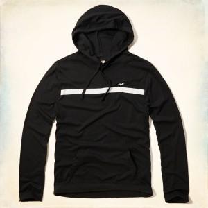 [Hollister] Hoodie in schwarz oder blau für 13,49€