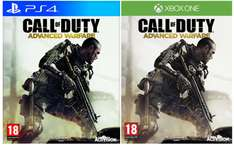 "Call of Duty ""Advanced Warfare"" (PS4 & XBox One) um 31 € - bis zu 35% sparen"