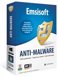 """Jahreslizenz für """"a-squared Anti-Malware 4.5"""" für 24 Stunden kostenlos laden"""