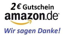 Ebay: 2 € Amazon Gutschein um 1,40 € - 30% sparen